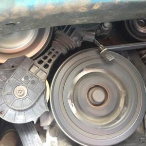 Peugeot207CC. エンジンガラガラ音の原因