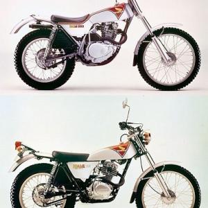 夢に出てきた新型バイク