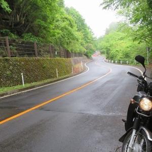 気晴らしバイク散歩