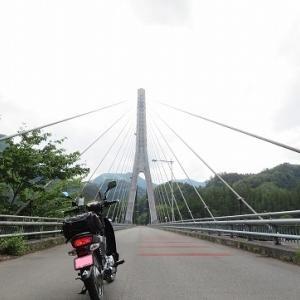 ダム巡りバイク散歩