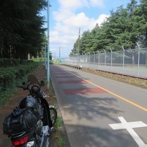 オリンピック連休<2日目>バイク散歩