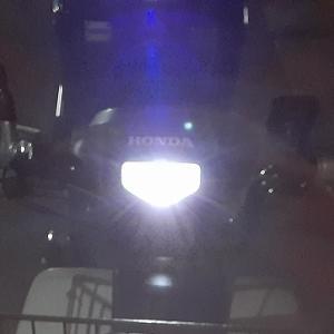 """""""カブプロ""""籠ランプ再修理"""