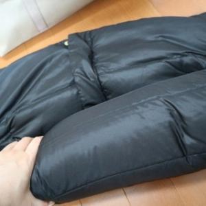 冬物のコートは宅配クリーニングへ。秋まで預かってもらいます。