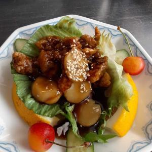 雑談③⑧酢豚定食とお気に入りのお弁当屋。
