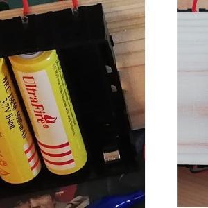 世の中のリチウムイオン蓄電池は高い!のでDIYで作ります