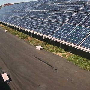 太陽光発電のパネル角度による発電量の差異は?