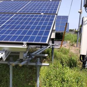 太陽光発電所の除草です!