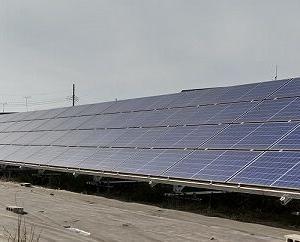 太陽光発電2号基の4年間の実績です!