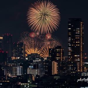 11/03 季節外れの花火大会