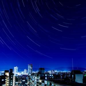11/09 誕生日の夜空