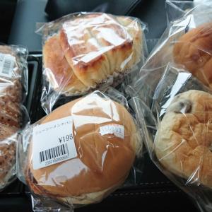 茨城県最大級の道の駅: まくらがの里こが のパン