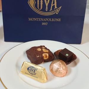 渋谷の新スポットでイタリア高級チョコレート(*´∇`*)