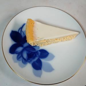 明治の館:大好きなチーズケーキ♡