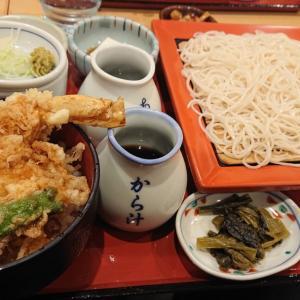 東武池袋: 蕎麦屋ででちょっと一杯(*´з`)