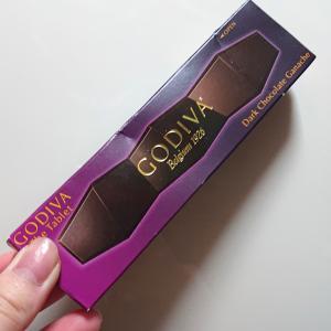 ゴディバ:ダークチョコレートガナッシュ(´∇`)