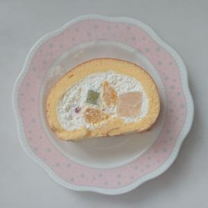 関東限定!堂島ロールケーキの豪華ver( ☆∀☆)