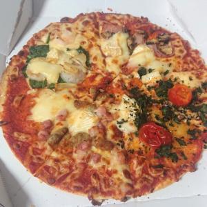 約2年ぶりのドミノ・ピザは美味しかった✨