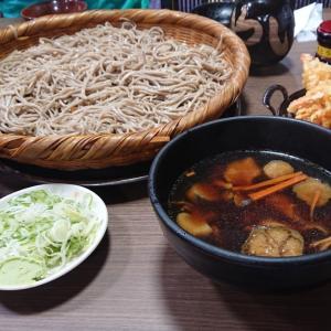 栃木県パワースポット:名物のお蕎麦(´∇`)
