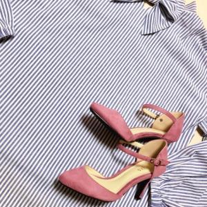 楽天スーパーセール購入品♪アラフォーにも似合う春のカジュアルシャツ