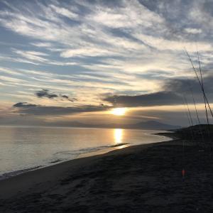 オホーツク2泊3日鮭釣り遠征