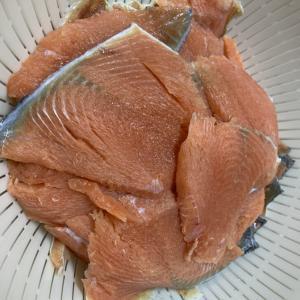 鮭トバ 未来からの贈り物?