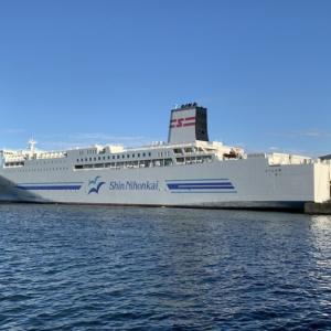 20210918 小樽勝納埠頭周辺釣りレポート