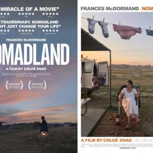 「ノマドランド」見てきました
