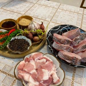 ベトナム家庭料理を作ってみた