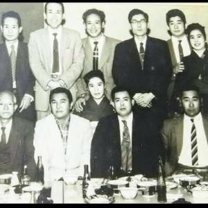 沖縄空手の兄弟弟子の絆。宮城先生と比嘉先生。渡口先生と福地先生。