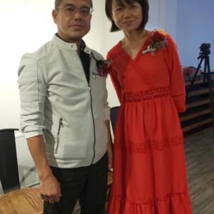 東京で出版講演会でした。