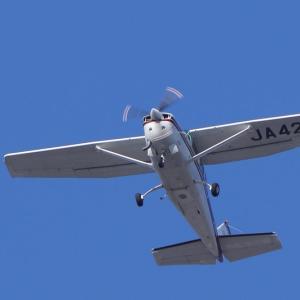 飛行機[JA4208]