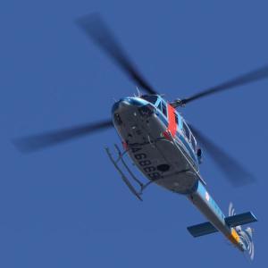 ヘリコプター:大阪府警「まいしま」[JA6868]
