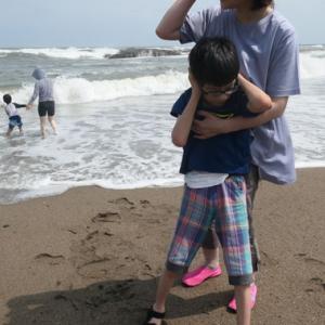 海が好きだ!