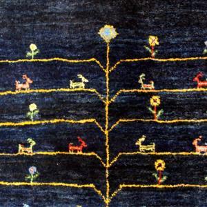 【ギャッベ】手織りギャッベの魅力と特徴そして選び方
