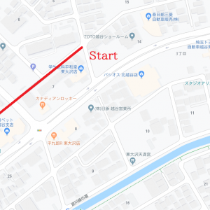 本格的スタート①~大沢地区 その5
