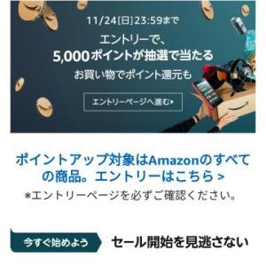 Amazon アソシエイトを使って、来週のブラックフライデーで儲けよう!