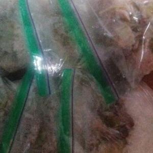 解凍するだけの自家製冷凍食品を作っておくミニマリズム
