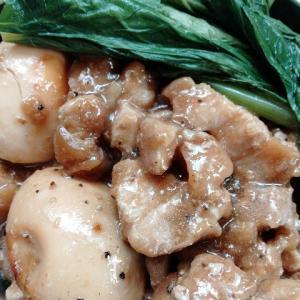 至高の魯肉飯を作る日曜午後