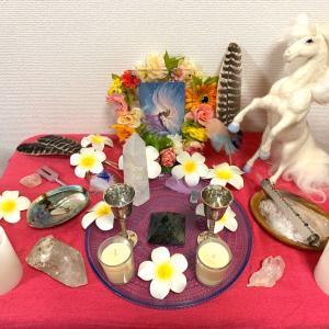 風の女神の祭壇❤️