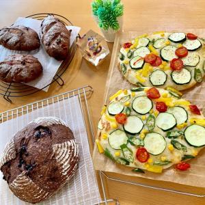月一の楽しみパン教室と、新しいカスタムオイル❤️