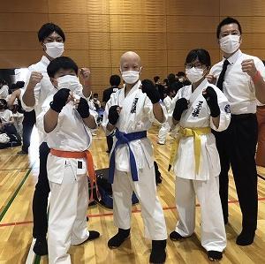 関西ジュニア新人空手道大会