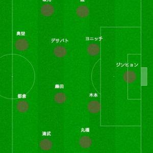 【第2節】vsガンバ大阪~再開初戦は戸惑いながらも確実な勝利!