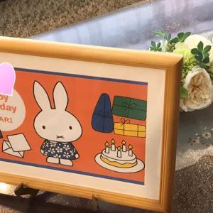 娘のお誕生会