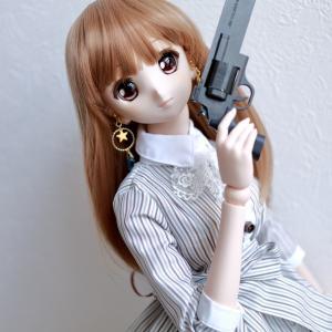 うちの娘が武器を手に入れました
