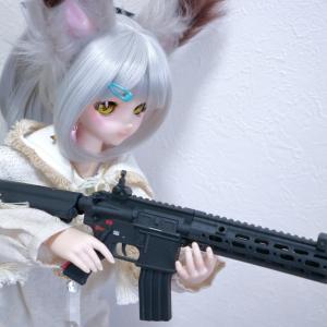 うちの娘が武器を手に入れました2