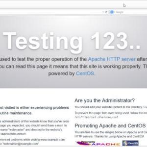 ゼロから始めるCentOS7.6 HTTPS編