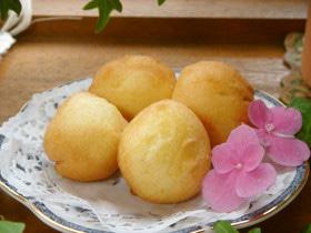 レシピ共有 バリ島のおやつ(ピサンゴレン)を模した、バナナのフリッター