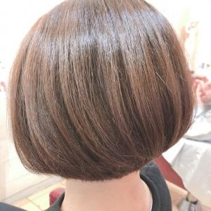 パサつく・広がる髪が『まとまる艶髪』カット♪