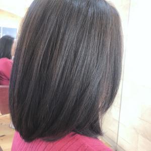 50代☆毛先の厚み足りてますか?『毛先に厚みがあるスタイル』は優美で綺麗にまとまります♪