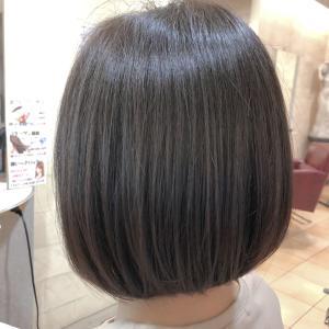 40代☆シンプルに愛されヘア。どんなシチュエーションにもそのままで、さりげなく輝く♪